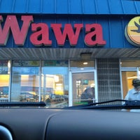 Photo taken at Wawa by Miguel G. on 2/25/2012