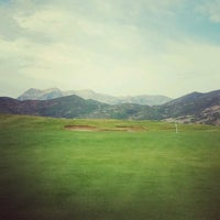 Photo taken at Soldier Hollow Golf Course by John F. on 8/13/2012