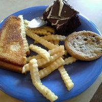 Photo taken at Courtyard Dining Hall by Sadie B. on 8/24/2012