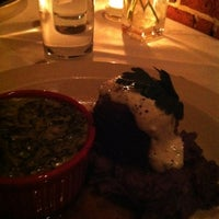 Photo taken at Four Restaurant by Jaime W. on 2/4/2012