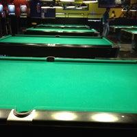 Photo taken at Peabody's Billiards & Games by Kiran K. on 5/20/2012