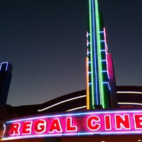 Photo taken at Regal Cinemas The Loop 16 & RPX by Jorge F. on 5/20/2012
