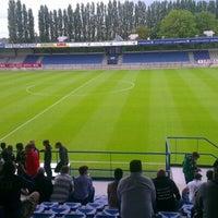 Photo taken at FCV Dender EH by Jeroen B. on 8/7/2012