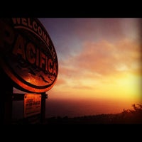 Photo taken at Pacific Coast Highway by Gabriel Roybal on 7/13/2012