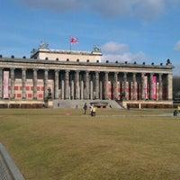 Foto scattata a Altes Museum da Sergei Y. il 3/9/2012