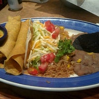 Photo taken at On The Border Mexican Grill & Cantina by Yesenia O. on 6/13/2012