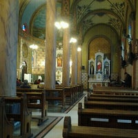 Photo taken at Catedral De São José Dos Pinhais by Emerson on 6/6/2012