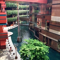 Photo taken at Canal City Hakata by Teddy M. on 6/1/2012