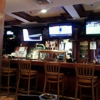 Photo taken at Playwright Irish Pub by Francie S. on 4/16/2012