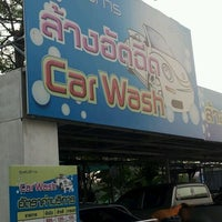 Photo taken at car wash by ♪♥★ⓒⓗⓐⓣⓒⓗⓐⓡⓘⓝ★♥♪ on 2/17/2012