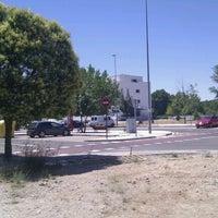 Photo taken at Universidad de Valladolid - Campus La Yutera by Ces A. on 7/17/2012