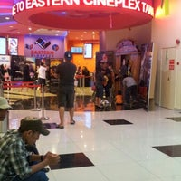 Photo taken at Eastern Cineplex Tawau by Rahmawati D. on 9/8/2012