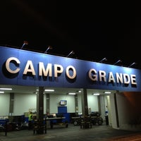 Photo taken at Campo Grande International Airport (CGR) by Luiz Junqueira P. on 9/6/2012