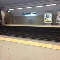 Photo taken at Metro Avenida [AZ] by Francisco E. on 4/21/2012