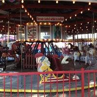Photo taken at Kiddie Park by anna d. on 6/9/2012