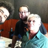 Photo taken at Cidade Fm 88,9 by Alex A. on 4/23/2012