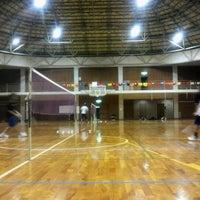 Photo taken at 糸満市立 兼城中学校 by maijun on 6/7/2012
