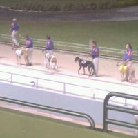 Photo taken at Naples-Fort Myers Greyhound Racing and Poker by Debbie D. on 4/22/2012
