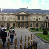 Photo taken at Archives Nationales by David D. on 6/15/2012