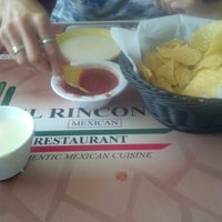 Photo taken at El Rincon by Kate G. on 8/19/2012