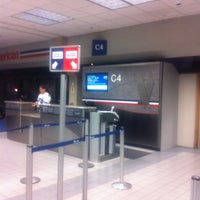 Photo taken at Gate C4 by James L. on 2/6/2012