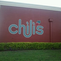 Photo taken at Chili's Grill & Bar by Gustavo F. on 9/1/2012