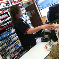 Photo taken at Casey's General Store by Chris W. on 4/10/2012
