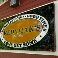 Photo taken at Redamak's Tavern by Jack K. on 8/31/2012