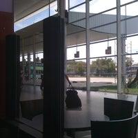 Photo taken at Estación Ferroautomotora de Mar del Plata by Lu D. on 2/29/2012