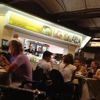 Photo taken at Giorgio Gelati & Co. by Jessica on 8/24/2012