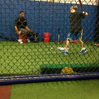 Photo taken at The Baseball Center NYC by Juliana S. on 8/28/2012