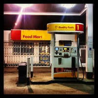 Photo taken at Shell by Jonathan I. on 8/29/2012