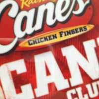Photo taken at Raising Cane's Chicken Fingers by Mark S. on 6/16/2012