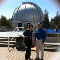 Photo taken at Chabot Space & Science Center by christine c. on 4/18/2012