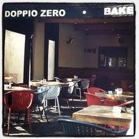 Photo taken at Doppio Zero by Karen D. on 7/10/2012