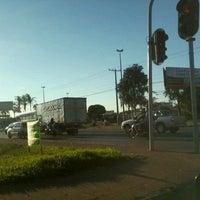 Photo taken at Pracinha da QNJ by Klemer C. on 5/2/2012