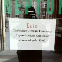 Photo taken at Kino Neptun by Achalek on 3/6/2012