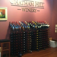 Photo taken at Chatham Hill Winery by Elizabeth L. on 6/4/2012