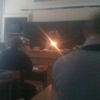 Photo taken at Школа № 1400 (2) by Nastya N. on 2/16/2012