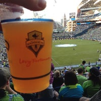 Photo taken at Section 125 by Jeff H. on 7/8/2012
