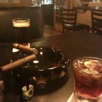 Photo taken at Elite Cigar Cafe by Steve K. on 8/26/2012