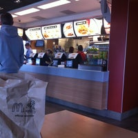 Photo taken at McDonald's by Alena Y. on 6/2/2012