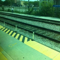 Photo taken at Metra - Franklin Park by Michael B. on 7/4/2012