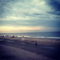 Photo taken at Scarborough State Beach by Brian B. on 7/8/2012