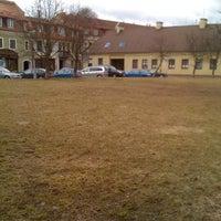 Photo taken at Rūdninkų skveras by Rimas B. on 3/26/2012