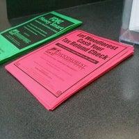 Photo taken at Woodforrest Bank by Craig V. on 2/6/2012