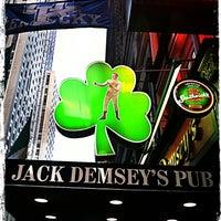 Photo taken at Jack Demsey's by Jeana @. on 4/27/2012