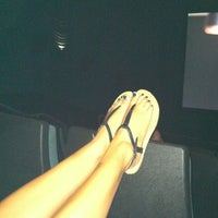 Photo taken at Regal Cinemas Village Park 17 by Izzy O. on 7/17/2012