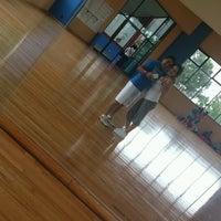 Photo taken at Salón de Aerobics CEM by Gabo H. on 8/13/2012