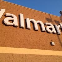 Photo taken at Walmart Supercenter by Margaret A. on 4/22/2012